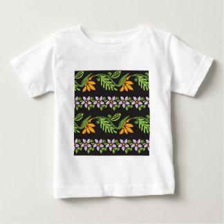 熱帯地方 ベビーTシャツ