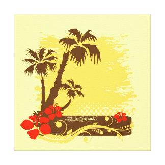 熱帯夏 キャンバスプリント