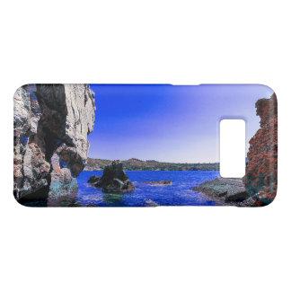 熱帯岩が多い礁湖 Case-Mate SAMSUNG GALAXY S8ケース