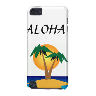 熱帯島のiphone iPod touch 5G ケース