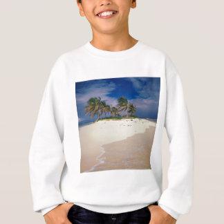 熱帯島サンディアングィラ スウェットシャツ