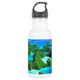 熱帯島共和国パラオ諸島 ウォーターボトル