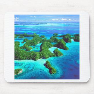 熱帯島共和国パラオ諸島 マウスパッド
