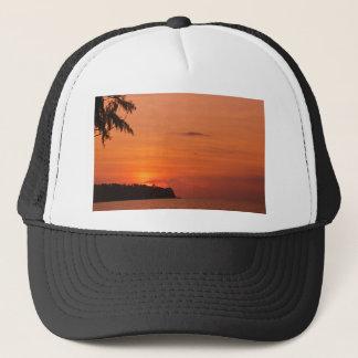 熱帯島 キャップ