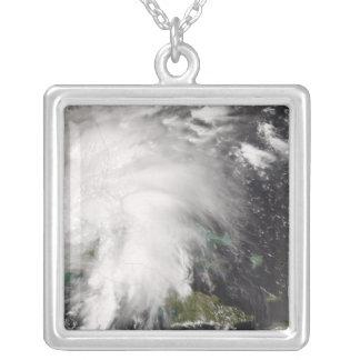 熱帯嵐の妖精5 シルバープレートネックレス