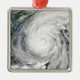 熱帯嵐Chanchu メタルオーナメント