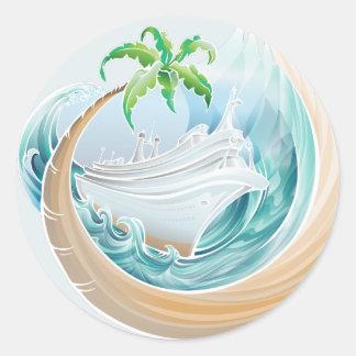 熱帯巡航 ラウンドシール