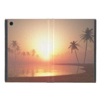 熱帯日没の場合 iPad MINI ケース