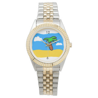 熱帯日腕時計 腕時計