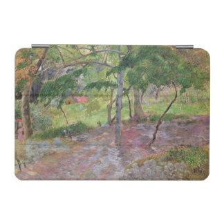 熱帯景色、マルティニク1887年 iPad MINIカバー