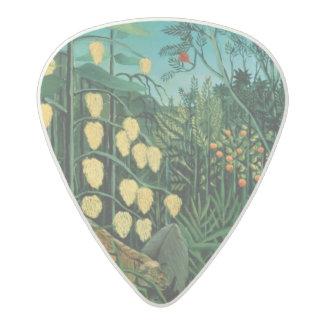 熱帯森林 アセタール ギターピック