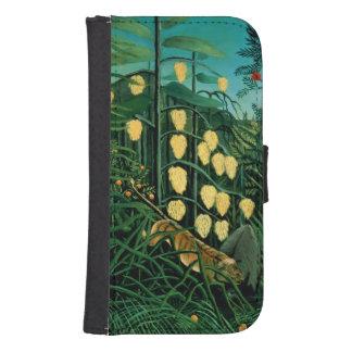 熱帯森林 ウォレットケース