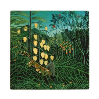 熱帯森林 ウッドコースター
