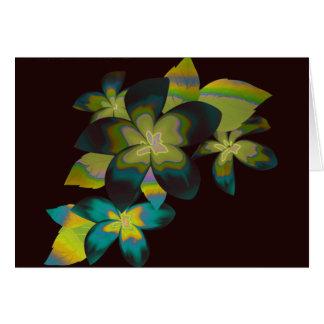 熱帯植物相 カード