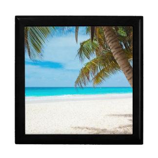 熱帯楽園のビーチ ギフトボックス