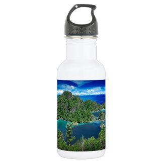 熱帯楽園の島 ウォーターボトル