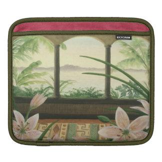 熱帯楽園のiPadの袖 iPadスリーブ