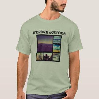 熱帯程度 Tシャツ