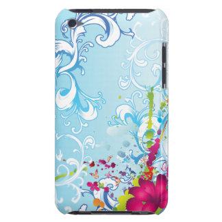 熱帯花のファンタジー Case-Mate iPod TOUCH ケース