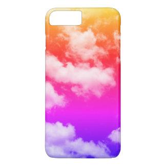 熱帯虹の雲 iPhone 8 PLUS/7 PLUSケース
