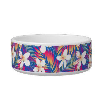 熱帯虹のfrangipani ボウル