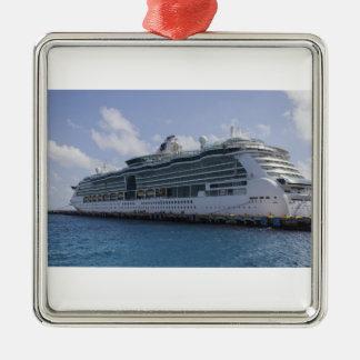 熱帯遊航船 メタルオーナメント