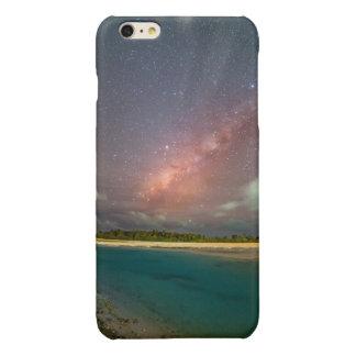 熱帯銀河 光沢iPhone 6 PLUSケース
