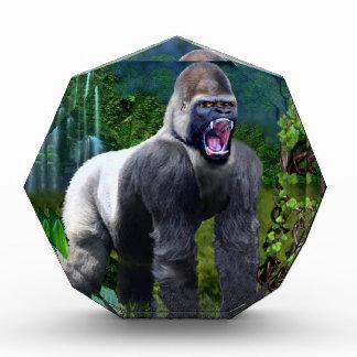 熱帯雨林の保護者 表彰盾