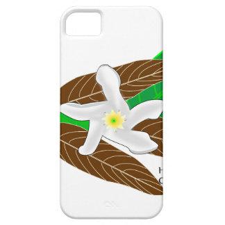 熱帯雨林の花 iPhone SE/5/5s ケース