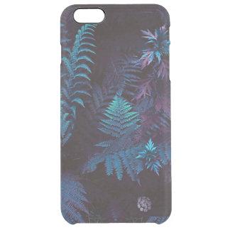 熱帯雨林のiPhone 6のプラスの場合カバー クリア iPhone 6 Plusケース