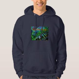 熱帯雨林、コスタリカ パーカ
