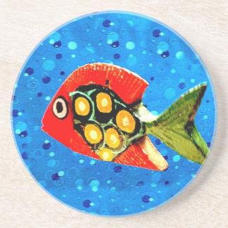 熱帯魚のコースター コースター