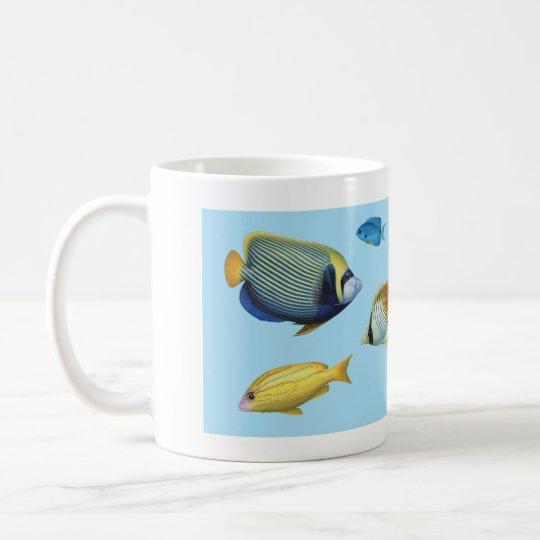 熱帯魚マグカップ コーヒーマグカップ