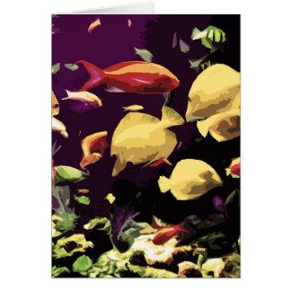 熱帯魚 カード
