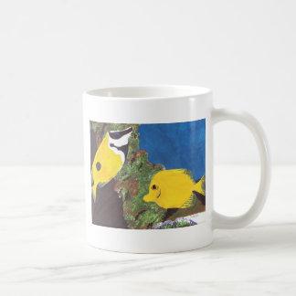 熱帯魚 コーヒーマグカップ