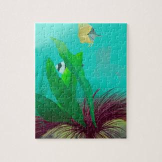 熱帯魚 ジグソーパズル