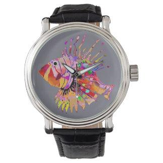 熱帯魚 腕時計