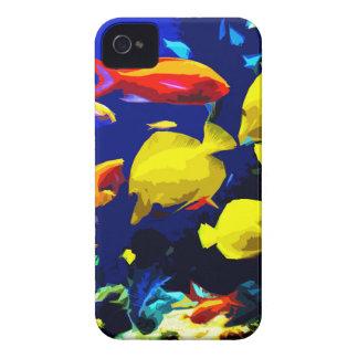 熱帯魚 Case-Mate iPhone 4 ケース
