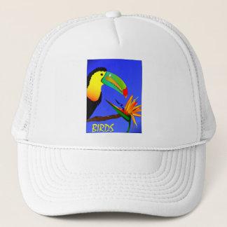 熱帯鳥 キャップ
