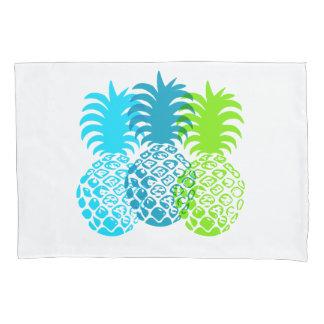 熱帯Momonaのパイナップルハワイアン 枕カバー