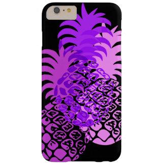 熱帯Momonaのパイナップルハワイアン Barely There iPhone 6 Plus ケース