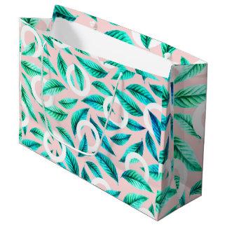 熱帯Nivana ラージペーパーバッグ