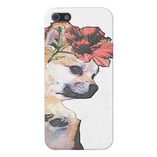 熱帯Pom - iPhoneの場合(白い) iPhone 5 Case