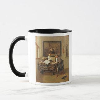 熱心な生命1662年 マグカップ
