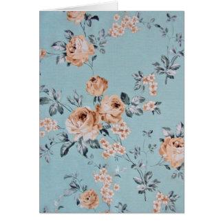 熱愛する花-カード カード