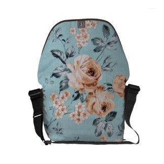 熱愛する花-小さいバッグ メッセンジャーバッグ