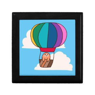 熱気の気球の怠惰 ギフトボックス