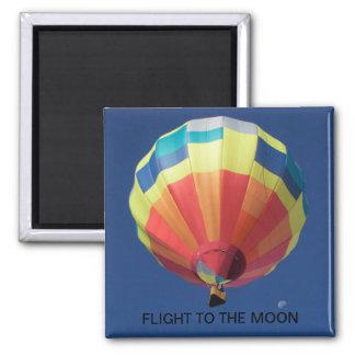 熱気の気球の磁石 マグネット