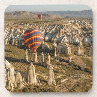 熱気の気球の空中写真、Cappadocia 2 コースター