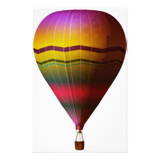 熱気の気球3 便箋